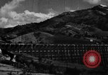 Image of roadway and dam San Juan Puerto Rico, 1935, second 34 stock footage video 65675052103