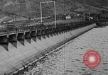 Image of roadway and dam San Juan Puerto Rico, 1935, second 41 stock footage video 65675052103
