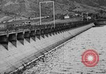 Image of roadway and dam San Juan Puerto Rico, 1935, second 45 stock footage video 65675052103