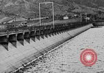 Image of roadway and dam San Juan Puerto Rico, 1935, second 46 stock footage video 65675052103