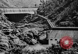 Image of roadway and dam San Juan Puerto Rico, 1935, second 55 stock footage video 65675052103