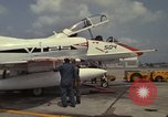 Image of aircraft TA-4J Beeville Texas Naval Air Station Chase Field USA, 1982, second 14 stock footage video 65675052119