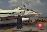 Image of aircraft TA-4J Beeville Texas Naval Air Station Chase Field USA, 1982, second 17 stock footage video 65675052119