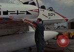 Image of aircraft TA-4J Beeville Texas Naval Air Station Chase Field USA, 1982, second 23 stock footage video 65675052119