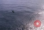 Image of helicopter SH-3A Mediterranean Sea, 1966, second 24 stock footage video 65675052124