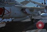 Image of Aircraft Carrier USS Ranger Indian Ocean, 1982, second 22 stock footage video 65675052139