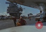 Image of Aircraft Carrier USS Ranger Indian Ocean, 1982, second 51 stock footage video 65675052139
