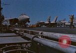 Image of USS Ranger Alameda California USA, 1980, second 52 stock footage video 65675052145