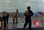 Image of USS Randolph Pacific Ocean, 1945, second 6 stock footage video 65675052149