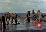 Image of USS Randolph Pacific Ocean, 1945, second 9 stock footage video 65675052149