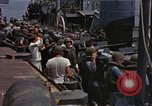 Image of USS Randolph Pacific Ocean, 1945, second 55 stock footage video 65675052149