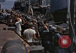 Image of USS Randolph Pacific Ocean, 1945, second 56 stock footage video 65675052149