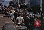 Image of USS Randolph Pacific Ocean, 1945, second 57 stock footage video 65675052149