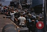 Image of USS Randolph Pacific Ocean, 1945, second 58 stock footage video 65675052149
