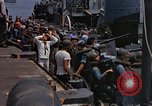 Image of USS Randolph Pacific Ocean, 1945, second 60 stock footage video 65675052149