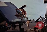 Image of USS Randolph Pacific Ocean, 1945, second 4 stock footage video 65675052150