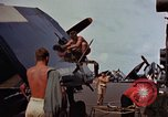 Image of USS Randolph Pacific Ocean, 1945, second 9 stock footage video 65675052150