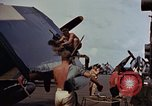 Image of USS Randolph Pacific Ocean, 1945, second 10 stock footage video 65675052150