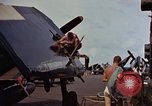 Image of USS Randolph Pacific Ocean, 1945, second 12 stock footage video 65675052150