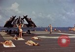 Image of USS Randolph Pacific Ocean, 1945, second 31 stock footage video 65675052150