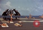 Image of USS Randolph Pacific Ocean, 1945, second 32 stock footage video 65675052150