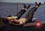 Image of USS Randolph Pacific Ocean, 1945, second 44 stock footage video 65675052150