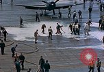 Image of USS Randolph Pacific Ocean, 1945, second 19 stock footage video 65675052154