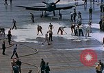 Image of USS Randolph Pacific Ocean, 1945, second 20 stock footage video 65675052154