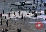 Image of USS Randolph Pacific Ocean, 1945, second 21 stock footage video 65675052154