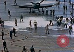 Image of USS Randolph Pacific Ocean, 1945, second 23 stock footage video 65675052154