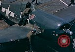 Image of USS Randolph Pacific Ocean, 1945, second 61 stock footage video 65675052154