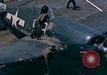 Image of USS Randolph Pacific Ocean, 1945, second 62 stock footage video 65675052154