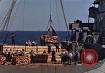 Image of ammunition ship Pacific Ocean, 1945, second 5 stock footage video 65675052157