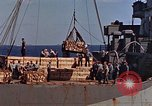 Image of ammunition ship Pacific Ocean, 1945, second 9 stock footage video 65675052157