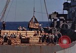 Image of ammunition ship Pacific Ocean, 1945, second 13 stock footage video 65675052157
