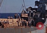 Image of ammunition ship Pacific Ocean, 1945, second 17 stock footage video 65675052157