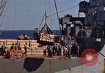 Image of ammunition ship Pacific Ocean, 1945, second 20 stock footage video 65675052157