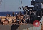 Image of ammunition ship Pacific Ocean, 1945, second 21 stock footage video 65675052157