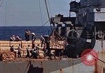 Image of ammunition ship Pacific Ocean, 1945, second 22 stock footage video 65675052157