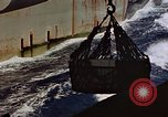 Image of ammunition ship Pacific Ocean, 1945, second 35 stock footage video 65675052157