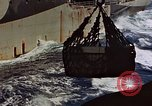 Image of ammunition ship Pacific Ocean, 1945, second 36 stock footage video 65675052157