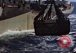 Image of ammunition ship Pacific Ocean, 1945, second 38 stock footage video 65675052157