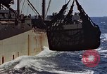 Image of ammunition ship Pacific Ocean, 1945, second 41 stock footage video 65675052157