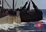Image of ammunition ship Pacific Ocean, 1945, second 42 stock footage video 65675052157
