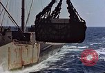 Image of ammunition ship Pacific Ocean, 1945, second 43 stock footage video 65675052157