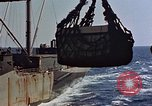Image of ammunition ship Pacific Ocean, 1945, second 44 stock footage video 65675052157