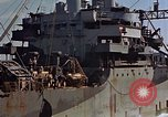 Image of ammunition ship Pacific Ocean, 1945, second 53 stock footage video 65675052157