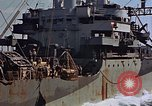 Image of ammunition ship Pacific Ocean, 1945, second 54 stock footage video 65675052157