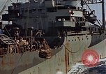 Image of ammunition ship Pacific Ocean, 1945, second 59 stock footage video 65675052157