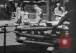 Image of rockets strafe enemy positions  Korea, 1950, second 23 stock footage video 65675052164